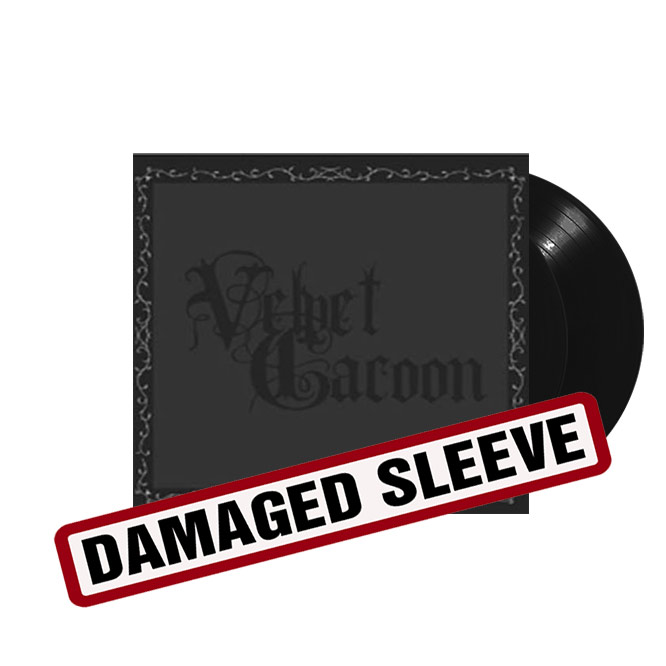 SUNN68 Velvet Cacoon - Northsuite damaged sleeve