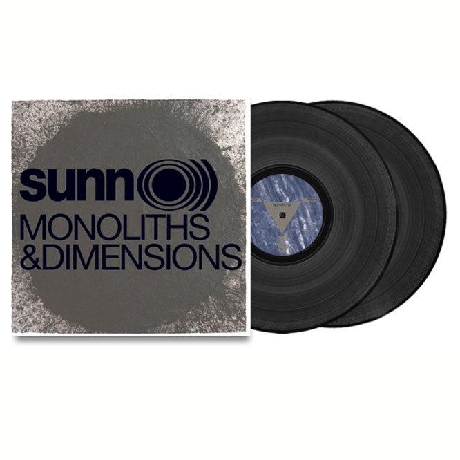 Sunn100 Sunn O))) - Monoliths & Dimensions