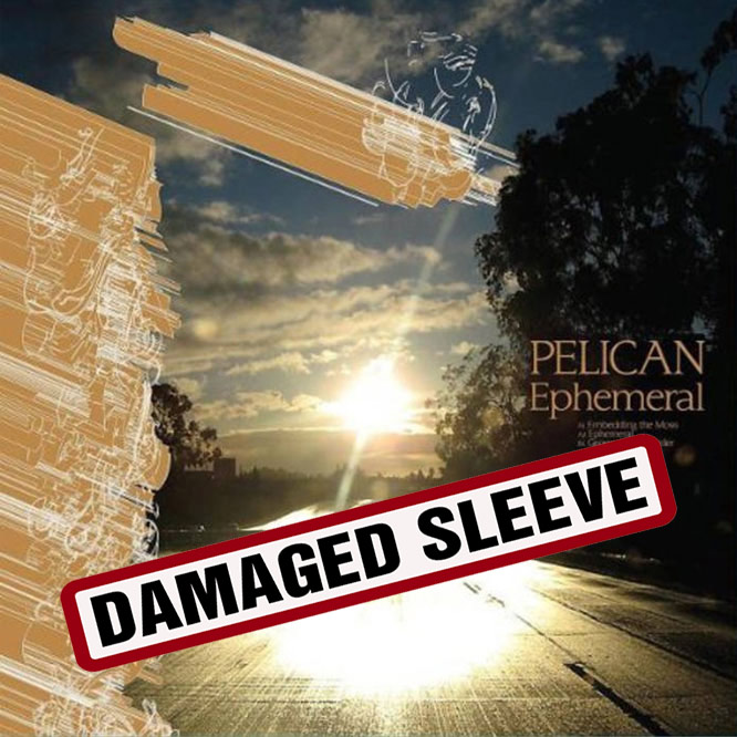 LORD105 Pelican - Ephemeral damaged sleeve