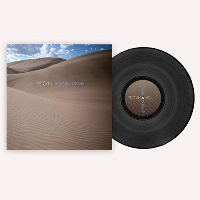 Ataraxia/Taraxis - black vinyl