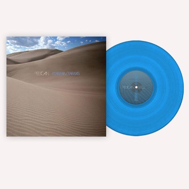 LORD155 Pelican - Ataraxia/Taraxis (blue vinyl)