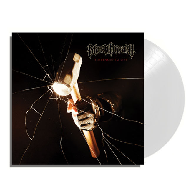 Black Breath – Sentenced To Life (White Vinyl)