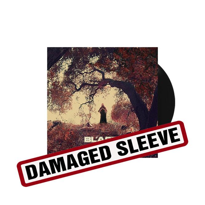 LORD189-BL'AST! - Blood! LP Black Vinyl damaged