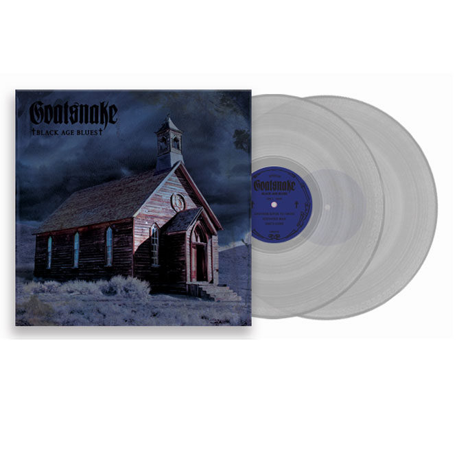 Goatsnake Black Age Blues - Clear Vinyl