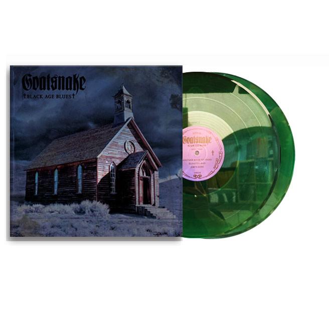 LORD210 Goatsnake - Green Vinyl