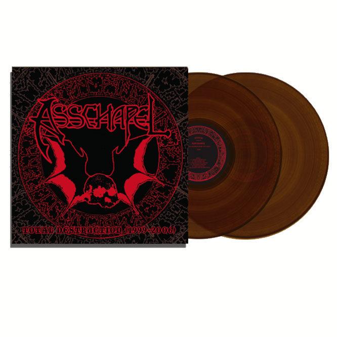 LORD220 Asschapel - Total Destruction (brown vinyl)