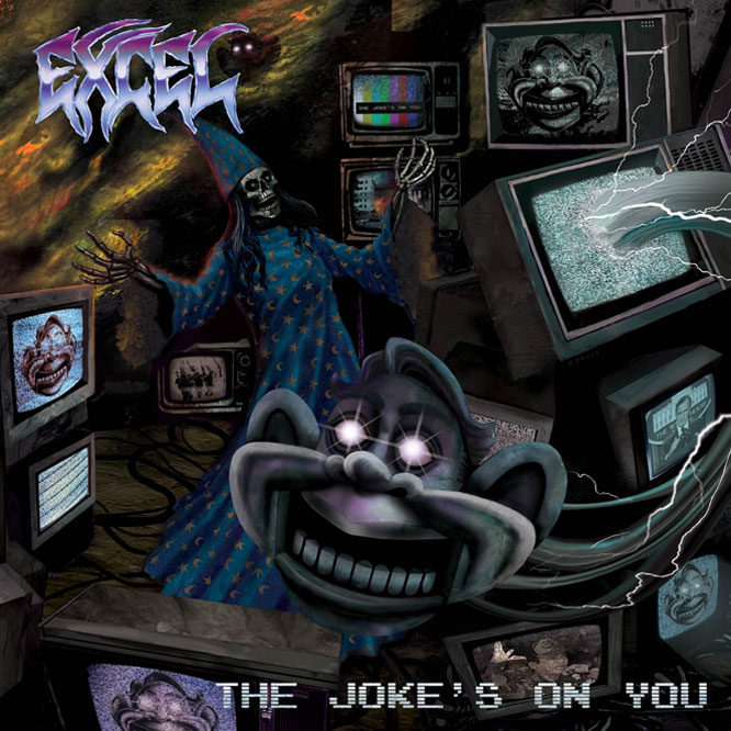 Lord222 Excel - The Joke's On You