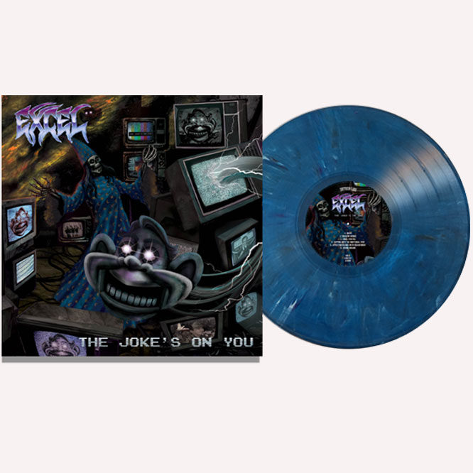 Lord222 Excel - The Joke's On You - Venice blue vinyl
