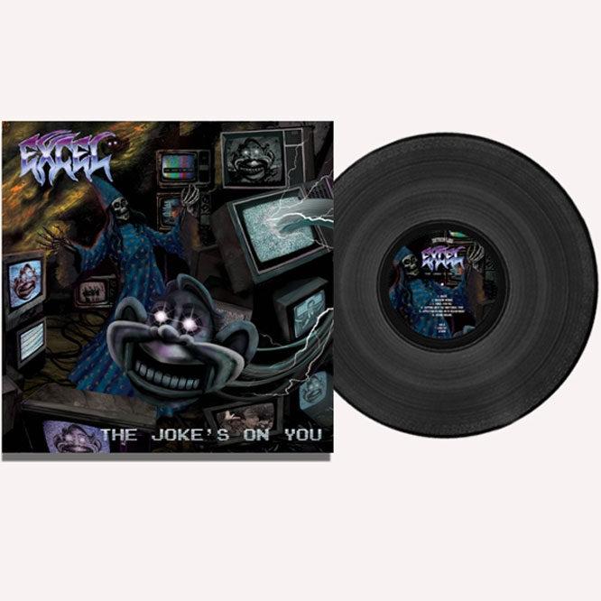 Lord222 Excel - The Joke's On You - Black Vinyl