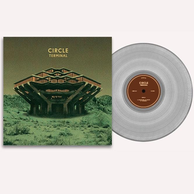 Circle - Terminal clear vinyl