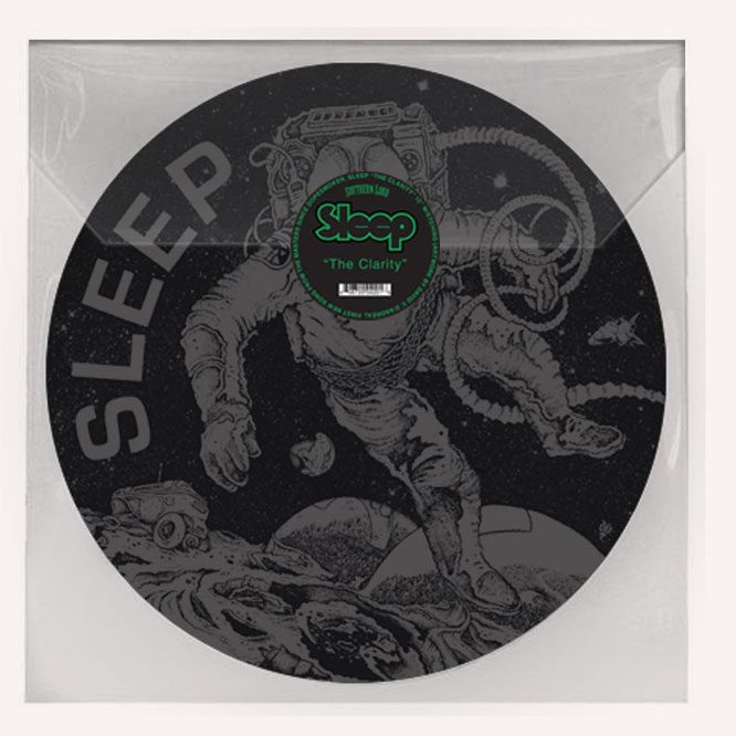 lord420 Sleep Clarity black vinyl back
