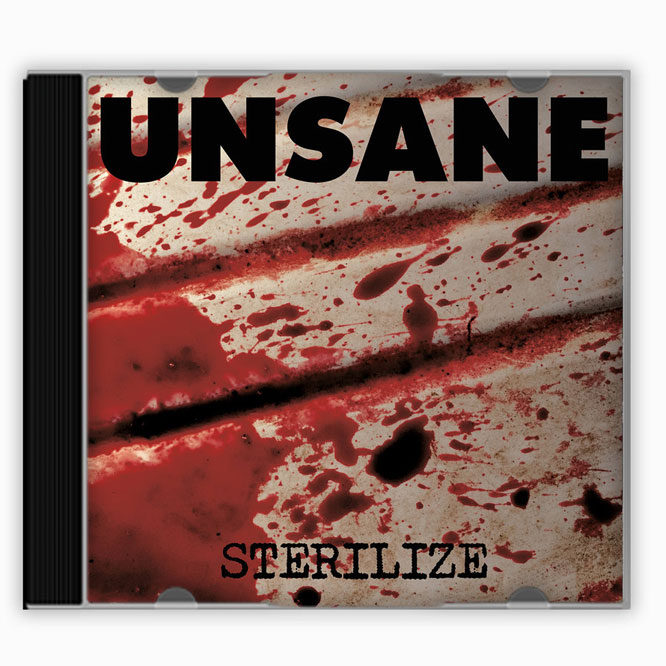 Unsane - Sterilize CD