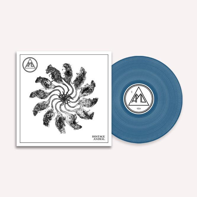All Pigs Must Die - Hostage Animal- Blue vinyl