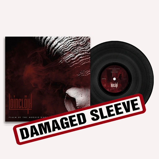 LORD243-Loincloth damaged sleeve