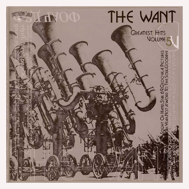 The Want -Greatest Hits, Vol. 5