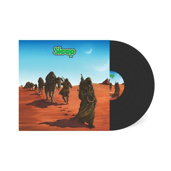 LORD158 Sleep - Dopesmoker LP Black