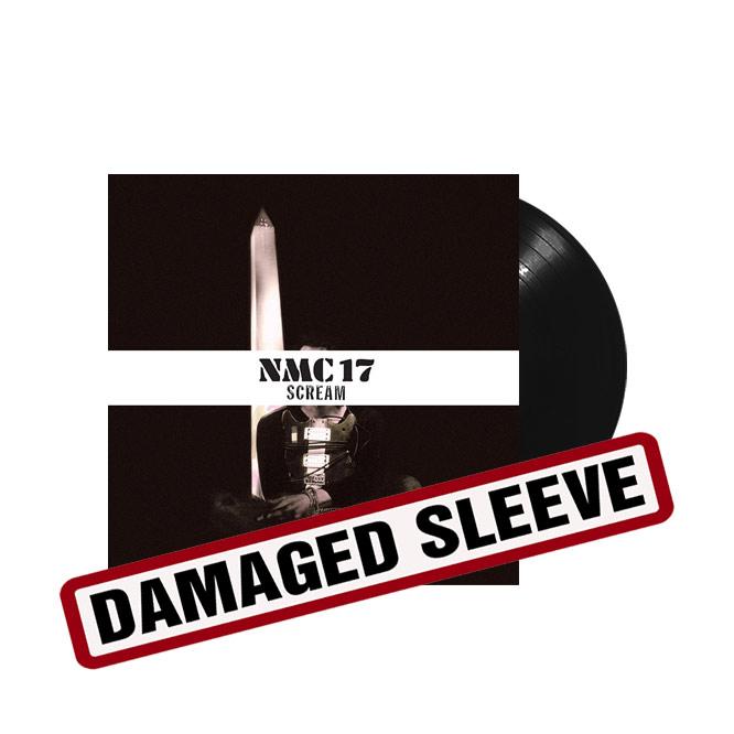 LORD203-Lord203 Scream - NMC17 - LP-black damaged-sleeve