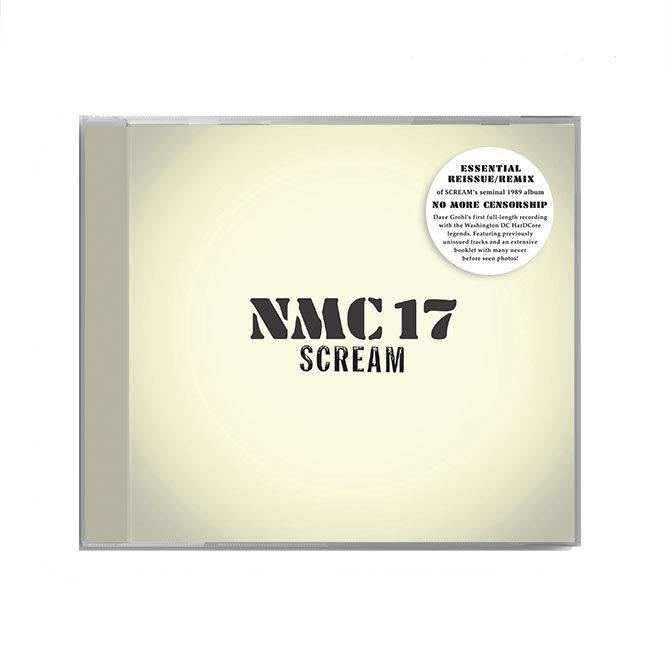 Lord203 Scream - NMC17 CD