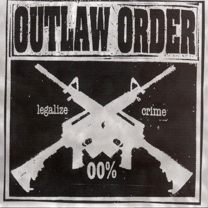 SUNN27.5 Outlaw Order - Legalize Crime