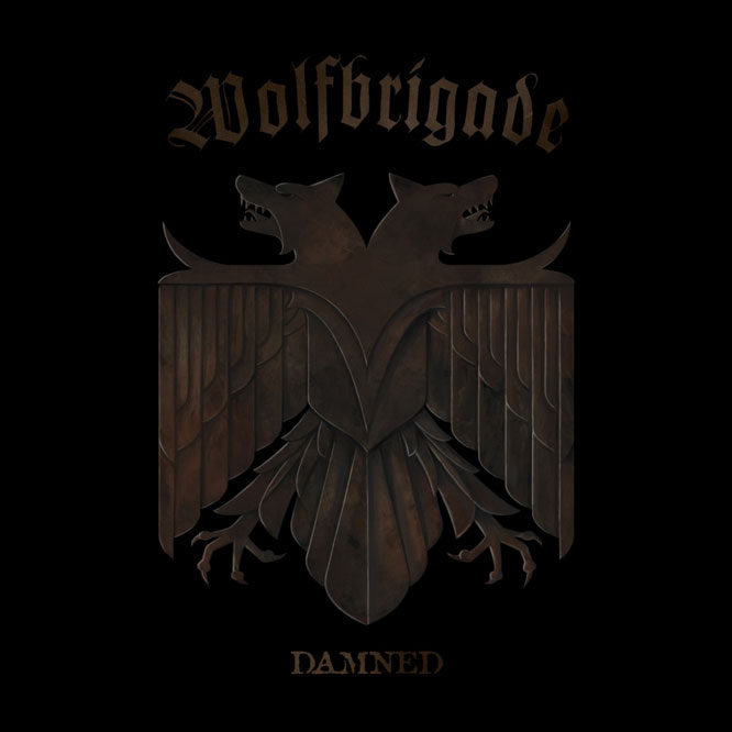 lord152 Wolfbrigade - Damned