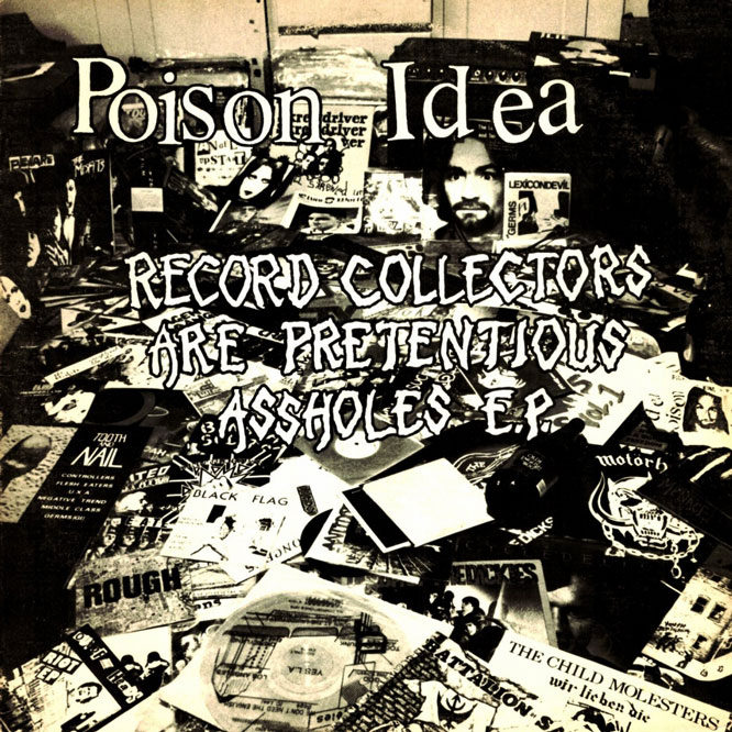 lord166 Poison Idea - The Fatal Erection Years