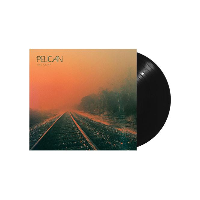 LORD205 Pelican - The Cliff Black Vinyl LP