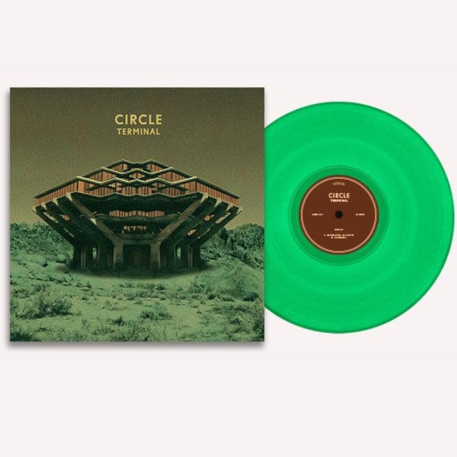 Circle - Terminal green vinyl LP