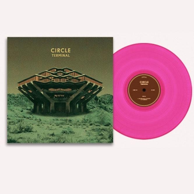Circle - Terminal pink vinyl LP