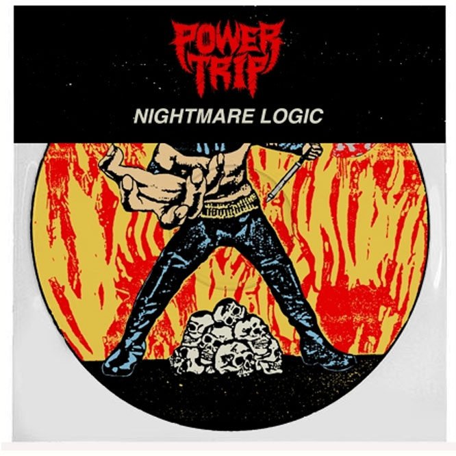 lord236 Power Trip - Nightmare Logic picturedisc
