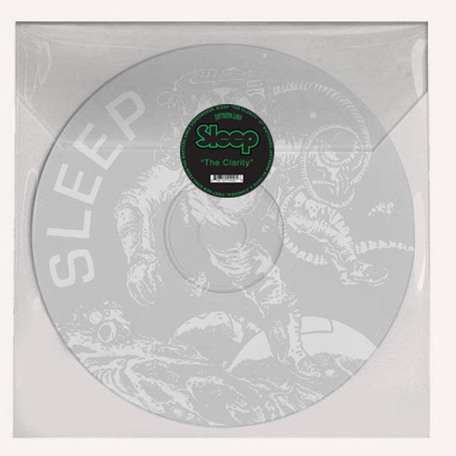 Sleep - The Clarity white vinyl