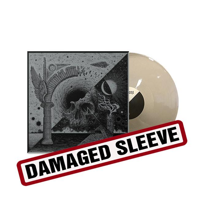 LORD254 The Secret - Lux Tenebris Silver Vinyl damaged sleeve