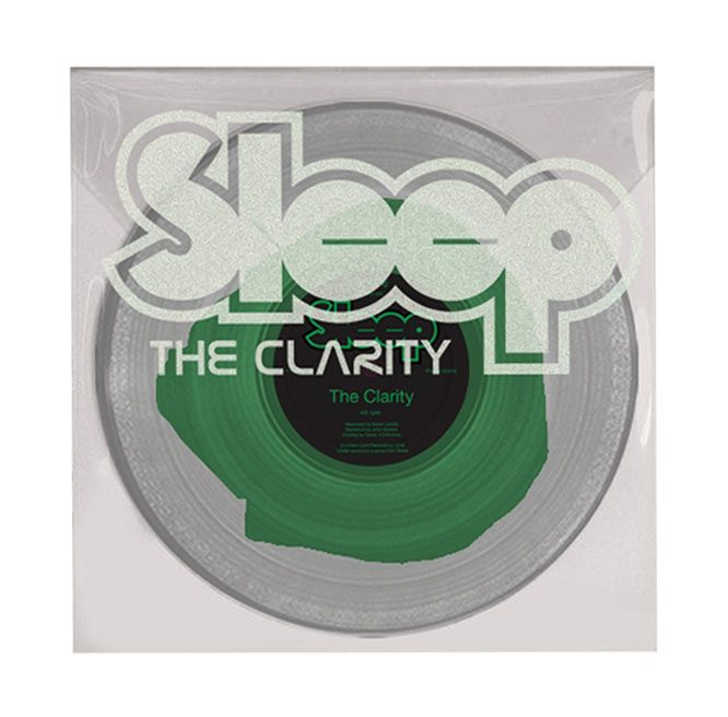 LORD420_Sleep The Clarity Clear Green Front