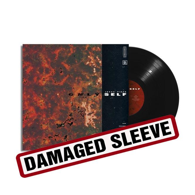 LORD256 Jesus Piece- Only Self LP black damaged sleeve