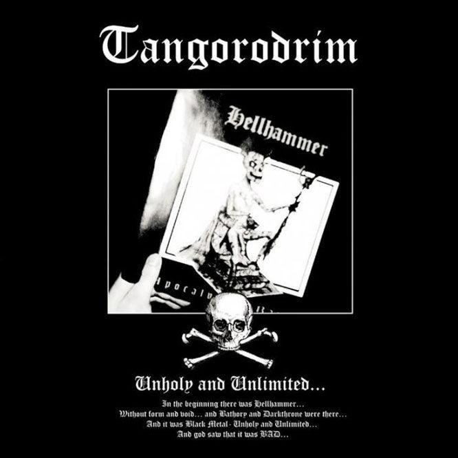 SUNN29 Tangorodrim - Unholy and Unlimited