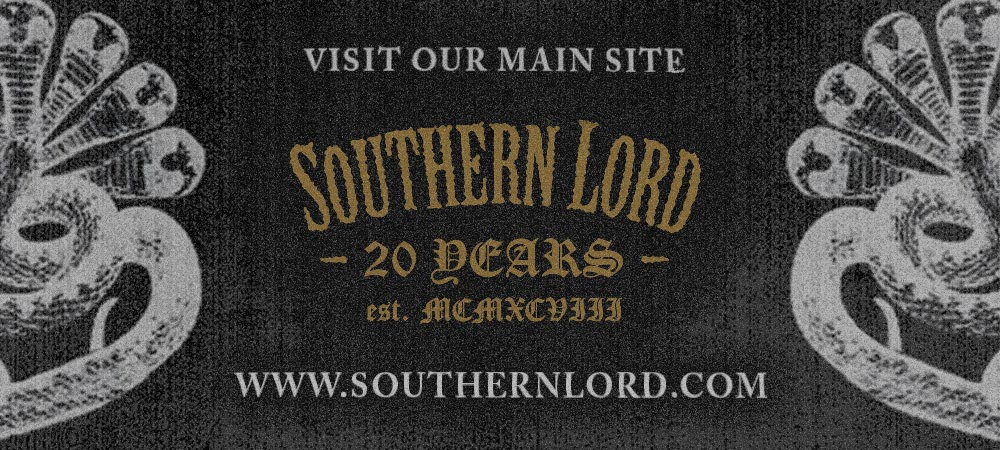Southern Lord Main site