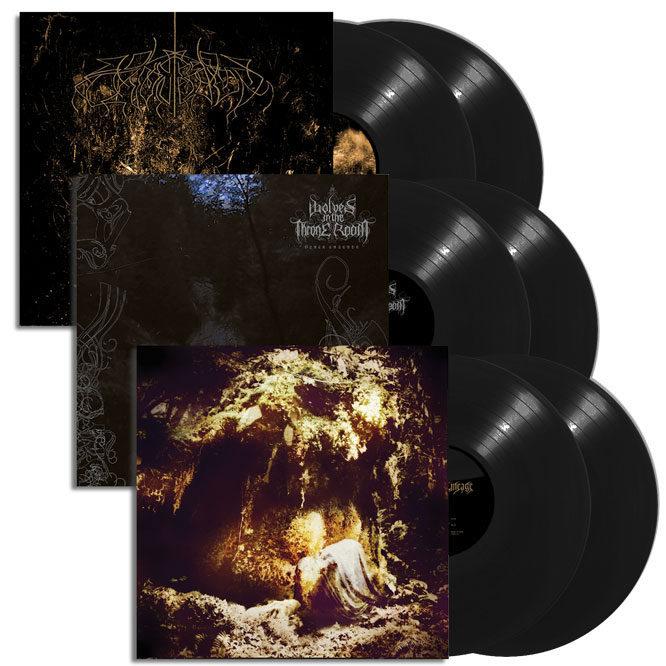 Wolves In The Throne Room 3 Album Package Black Vinyl