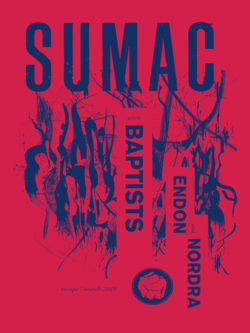 BAPTISTS SUMAC tour Europe2019