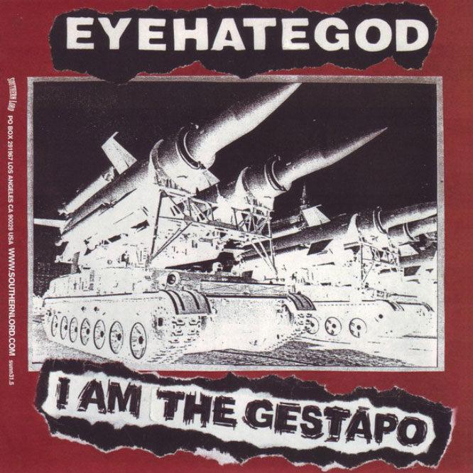 SUNN31.5 Eyehategod - I Am The Gestapo / Self-Zeroing
