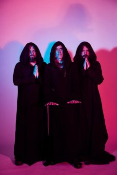 SUNN O))) photo by RONALD DICK
