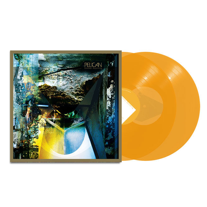 LORD182 Pelican - Forever Becoming 2xLP Gold