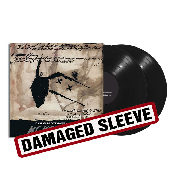 Koksofen - damaged sleeve