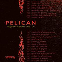PELICAN tour 2019