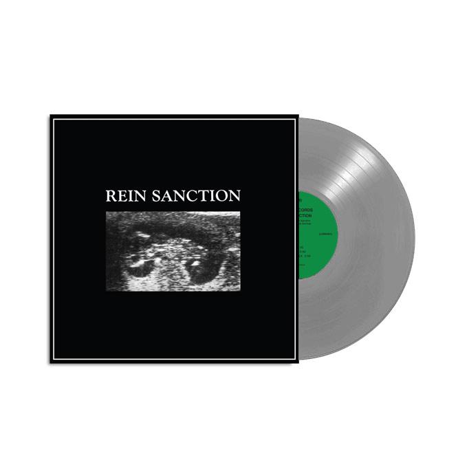 LORD261-Rein Sanction - S/T (Silver Vinyl LP)