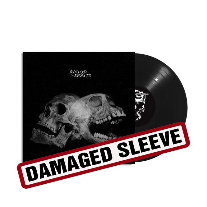 LORD236 Sect Black Vinyl damaged sleeve