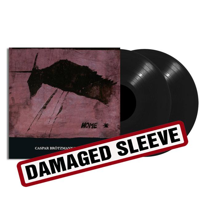LORD266 - Caspar Brötzmann Massaker - 2xLP Black Vinyldamaged sleeve