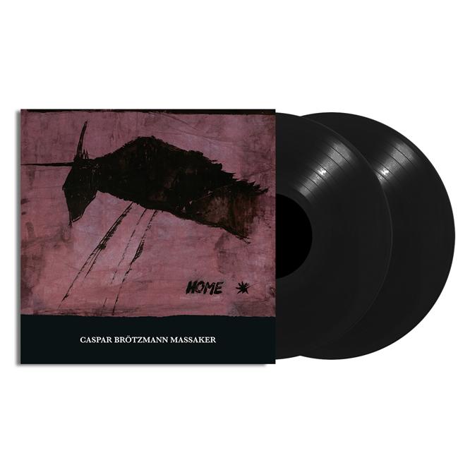 LORD266 - Caspar Brötzmann Massaker - 2xLP Blck Vinyl