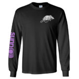 Rat Long Sleeve 2019 Tour Shirt front