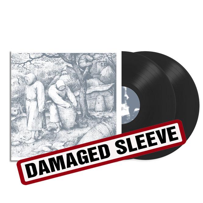 SUNN31 2XLP Black vinyl damaged sleeve