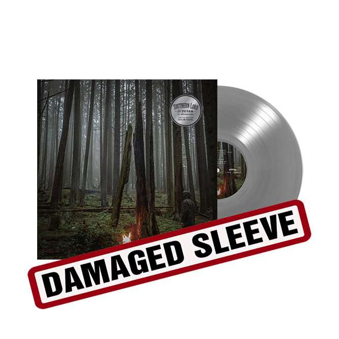 LORD253 LP Silver Damaged Sleeve