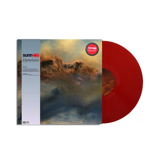 SUNN333- Red Vinyl